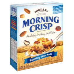 Jordan's Morning Crisp Cereal