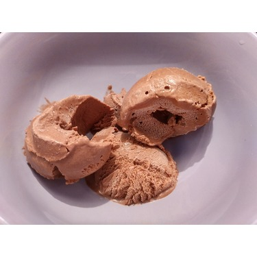 So Delicious coconut milk ice cream - chocolate