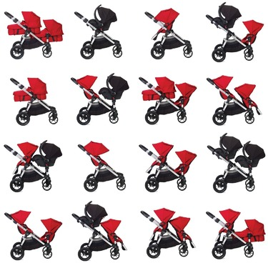 Baby Jogger City Select Double Stroller Reviews In Strollers