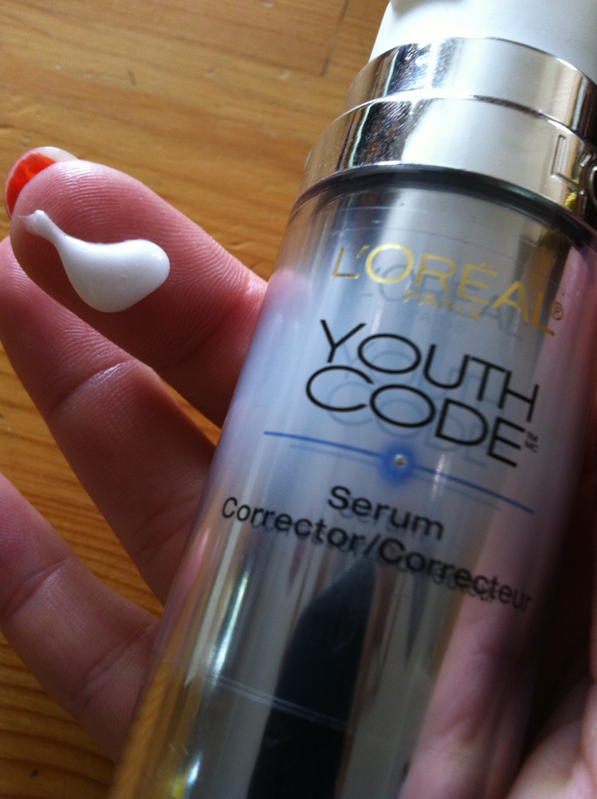 L 39 Oreal Youth Code Dark Spot Serum Corrector Reviews In