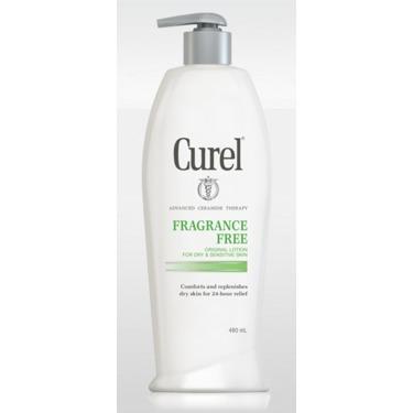 Curel Daily Moisture Fragrance-Free Original Lotion