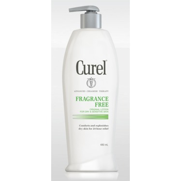 Curel Daily Moisture Fragrance-Free
