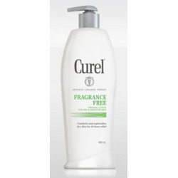 Curel Daily Moisture Fragrance-Free Original Lotion