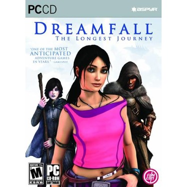 Dreamfall: The Longest Journey PC Game