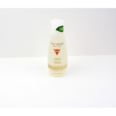 Live Clean Apple Cider Clarifying Shampoo