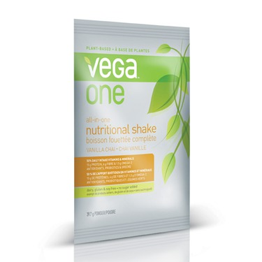 Vega One Nutritional Shake in Vanilla Chai