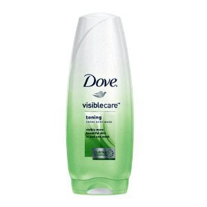 dove visible care body wash
