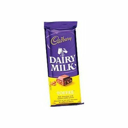 Cadbury Dairy Milk Toffee