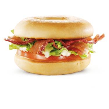 McDonald's BLT Breakfast Bagel reviews in Fast Food ...