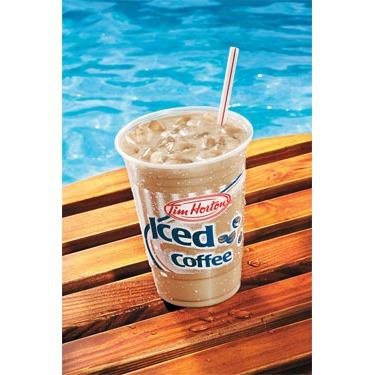 Tim Hortons Iced Coffee