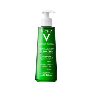 Vichy Normaderm Anti-Acne Purifying Gel Cleanser