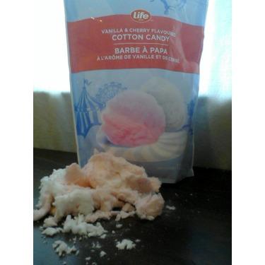 Life Brand Vanilla & Cherry Flavoured Cotton Candy