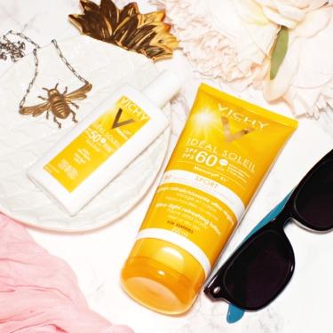 Vichy Idéal Soleil Sheer Lotion Bare Skin Feel SPF 60