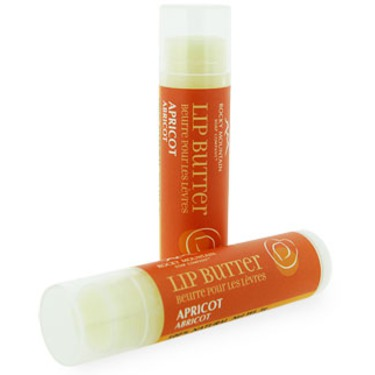 Rocky Mountain Soap Company Apricot Lip Butter