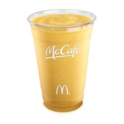 McCafé Mango Pineapple Real Fruit Smoothie