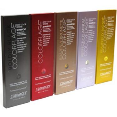 Giovanni Colorflage Shampoo and Conditioner