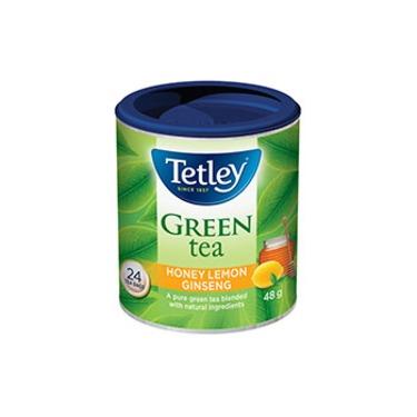 Tetley Honey Lemon Ginseng Green Tea