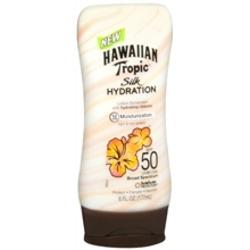 Hawaiian Tropic Silk Hydration Suntan Lotion