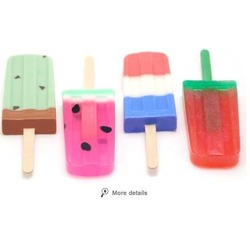 Soapsicle popsicle