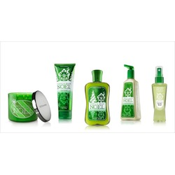Bath & Body Works Vanilla Bean Noel Body Cream