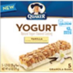 Quaker Yogurt Granola Bars