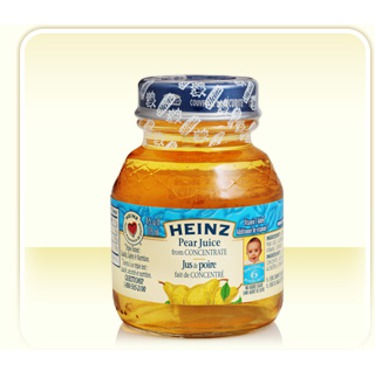 Heinz - Pear Juice From Concentrate