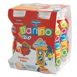 "Danino ""Go"" Yogurt"