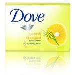 Dove Go Fresh Energize Beauty Bar - Grapefruit & Lemongrass