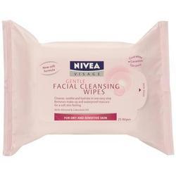 NIVEA Visage Gentle Cleansing Wipes
