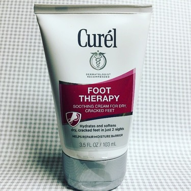 Curel Foot Therapy Cream