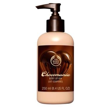 The Body Shop Chocomania Body Lotion
