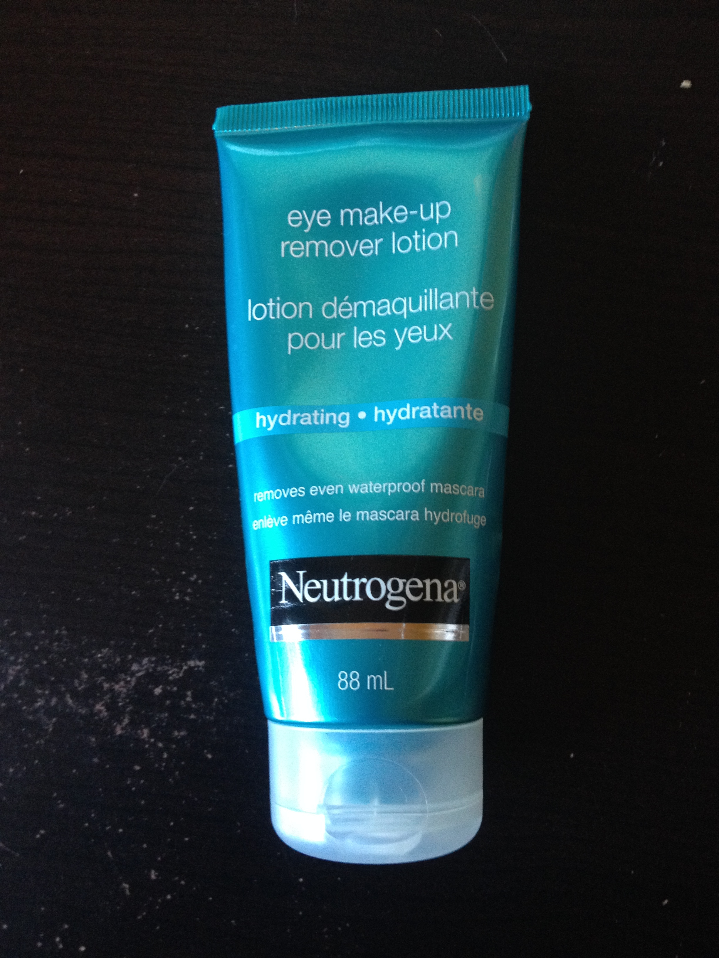 Neutrogena Hydrating Eye Makeup Remover Lotion Reviews In Makeup Removers - ChickAdvisor