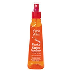 Beyond the Zone Turn up the Heat Flat Iron Protection