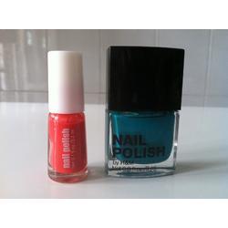 H&M;nail polish