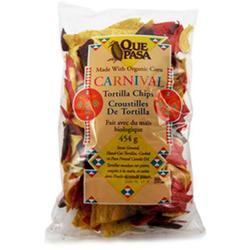 Que Pasa Organic Carnival Tortilla Chips