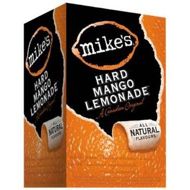 Mike's Hard Mango Lemonade