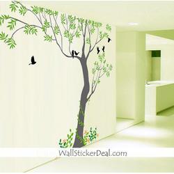 Huge Tree Wall Sticker