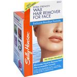Sally Hansen Wax Hair Remover For Face Extra Strength