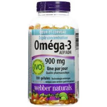 Webber Omega-3 900 mg