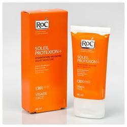 RoC Soleil Protexion Velvet Facial Moisturiser SPF 30