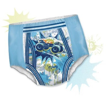 GoodNites Boys Nighttime Training Underpants - S/M