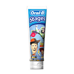 Oral-B Stages Toothpaste