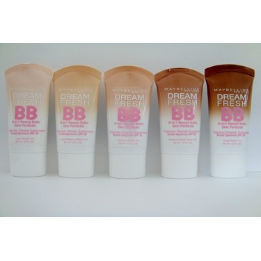 Maybelline New York Dream Fresh BB Cream