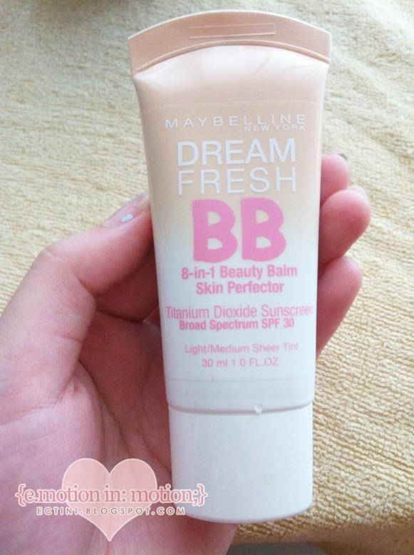 Maybelline New York Dream Fresh Bb Cream Reviews In Bb Creams Chickadvisor