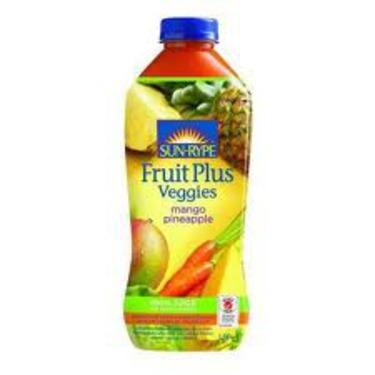 Sun-Rype Fruit Plus Veggies Mango Pineapple Juice