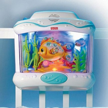Fisher price ocean wonders aquarium with remote reviews in for Fisher price fish bowl