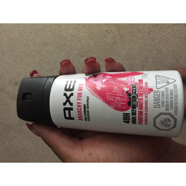 AXE Anarchy For Her Body Spray