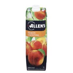 Allen's Peach Cocktail