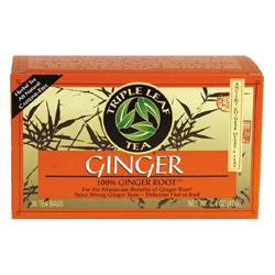 Triple Leaf Tea/Ginger Tea