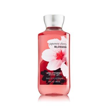 Bath & Body Works Japanese Cherry Blossom Shower Gel